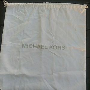 "Michael Kors Dust Bag 18x18"""